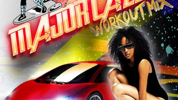 "High Intensity Soundtrack Download: Major Lazer- ""Workout Mix"""