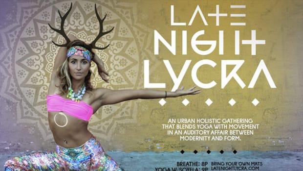 LA Tonight: Yoga, Pilates, House Music & More At Late Night Lycra