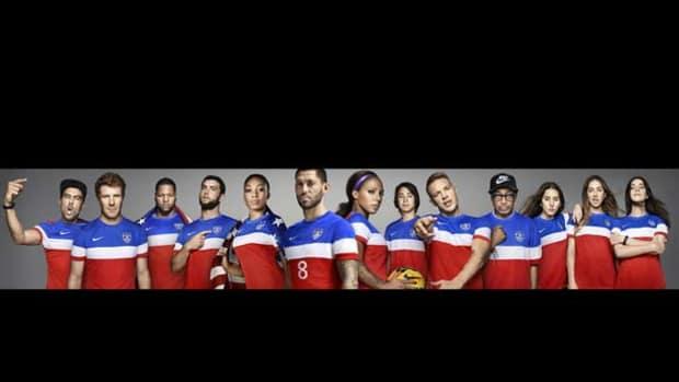 Diplo, Haim, Spike Lee And More Help Team U.S.A. Model 2014 World Cup Uniforms