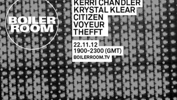 House Music Workout Mix - Kerri Chandler's Boiler Room Set