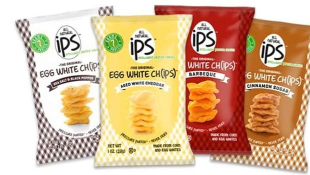 IPS - A Heathly Snack Alternative Packed With Protein