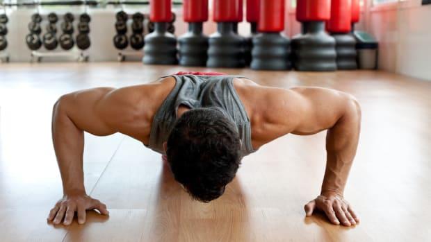 male gym