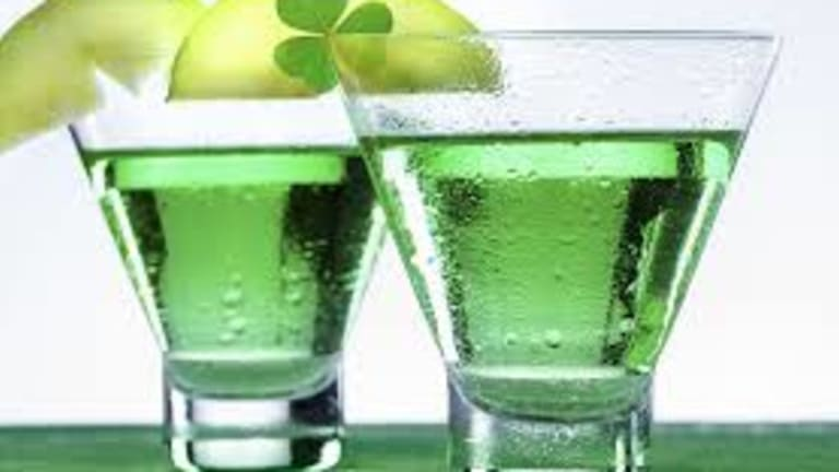 Happy St. Patrick's Day; Healthy Hangover Cures