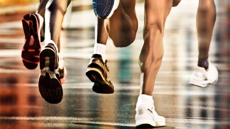 TBT Perfect Long Distance Training Marathon Mix