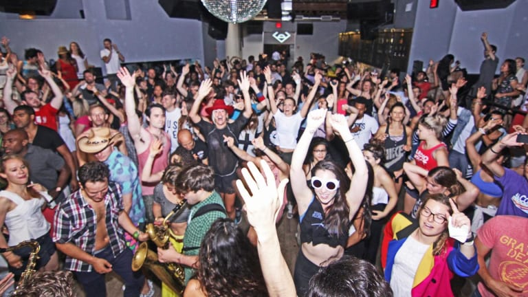 DAYBREAKER; A Fun Health Conscious Party Alternative To The Gym