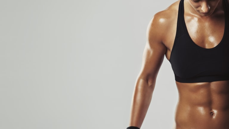 Fitness Friday Five; 5 Of The Fittest Females On Planet Earth