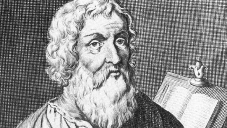 Monday Man-Day; Hippocrates, The Father Of Medicine