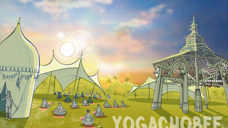 Yogachobee Returns as an Integral Part of Okeechobee Music + Arts Festival 2018