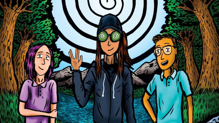 REZZ Illustrator Luis Colindres's Kickstarter Campaign Initiated