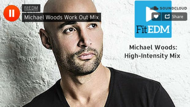 Michael Woods Workout Mix