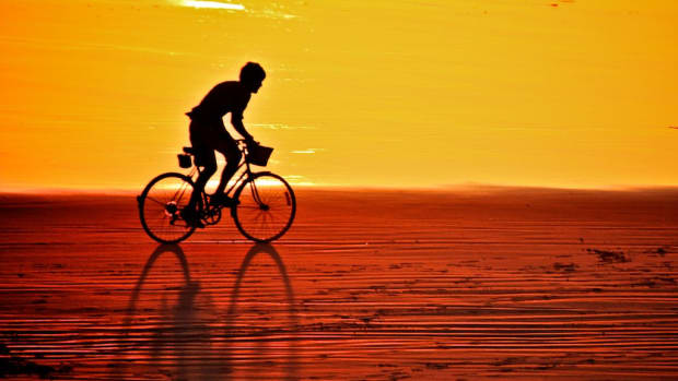 Sunset Bike Ride