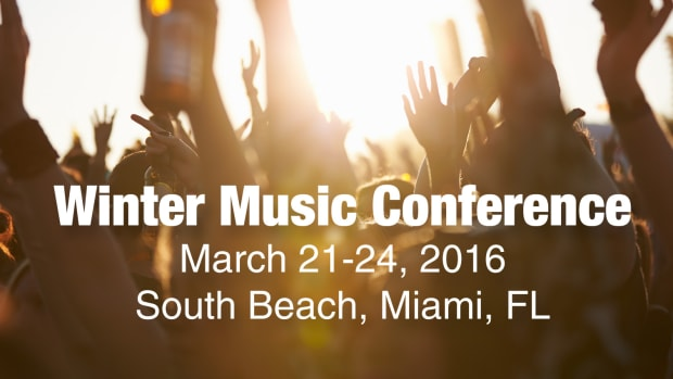 Winter Music Conference 2016