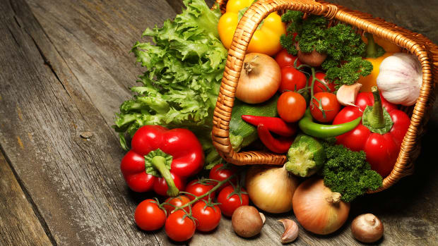 vegetables (truth about cancer)