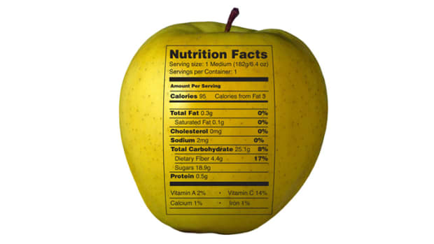 apple label