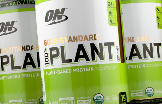 Optimum Nutrition's Plant-Based Protein Powder is Making Waves