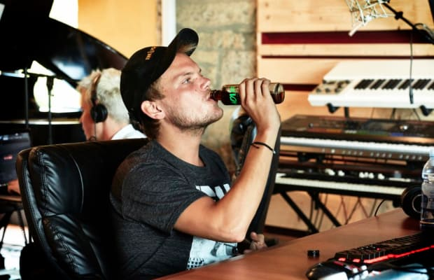 Avicii Ditches Energy Drinks for Cold Brew Coffee