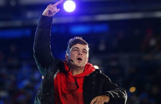 Martin Garrix Closes Winter Olympics 2018
