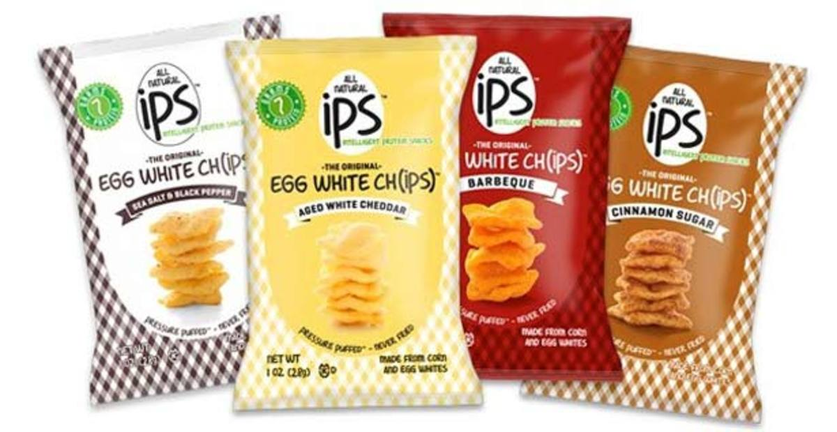 IPS - Our New Favorite Protein Packed Healthy Snack