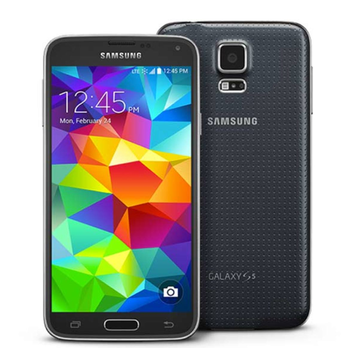 Samsung's Galaxy S5 Puts Fitness First In Its List Of New Features