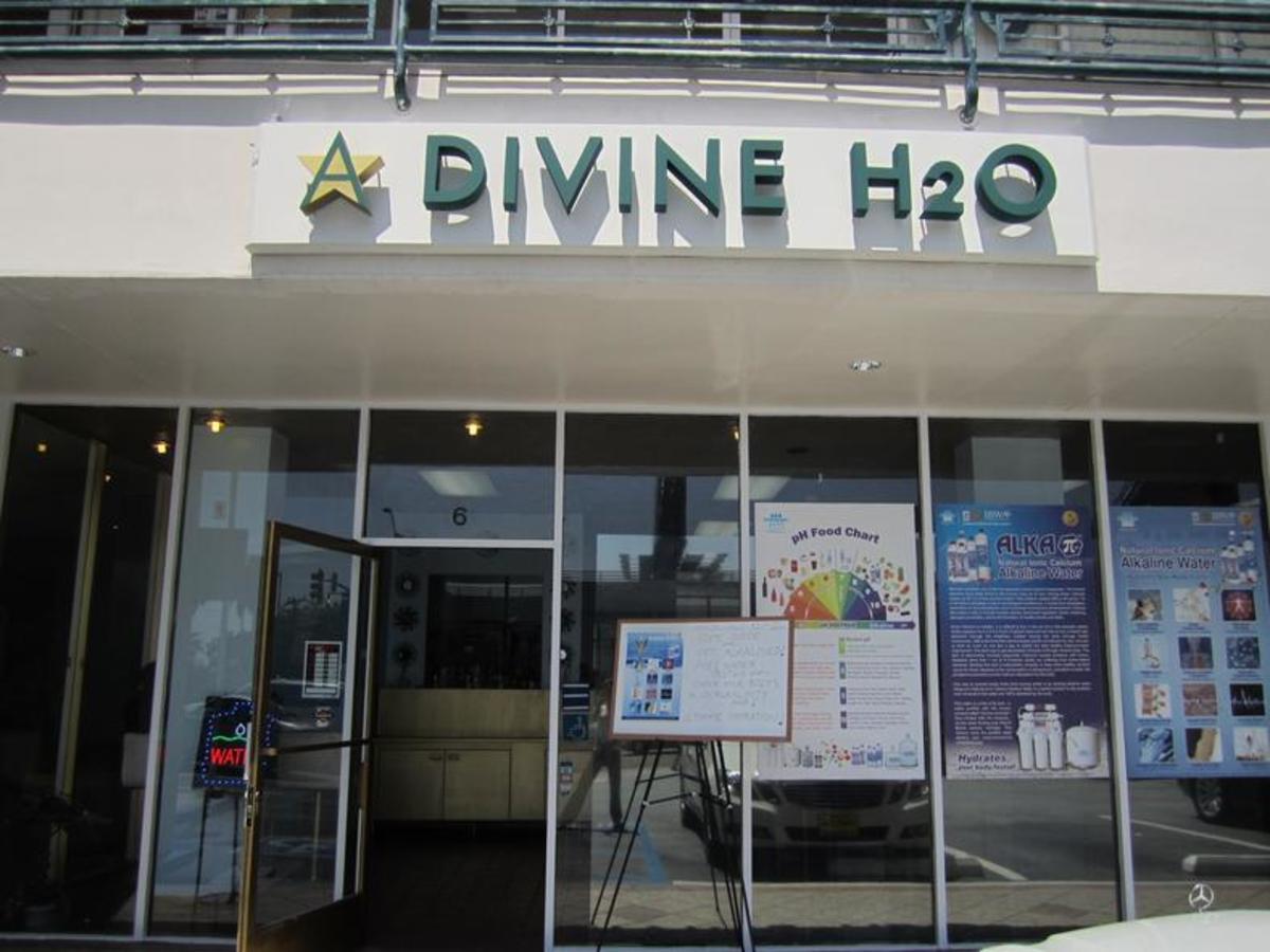 Divine H20