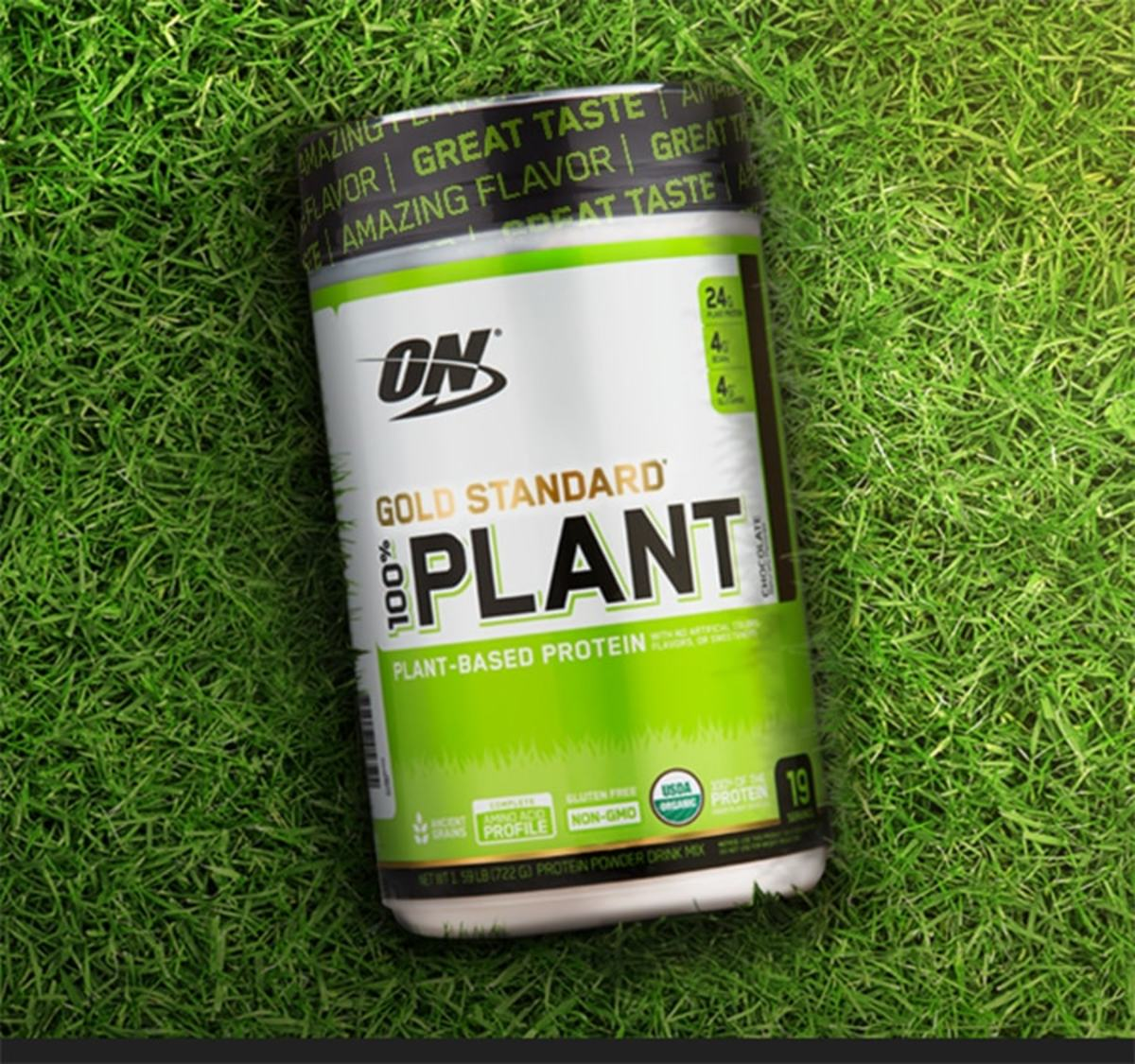 Optimum Nutrition S Plant Based Protein Powder Is Making Waves Fitedm