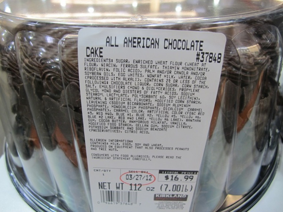 fresh market chocolate cake